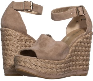 0c9b5115df9 Beige Stuart Weitzman Wedges - Up to 90% off at Tradesy