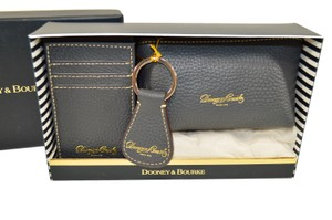 Dooney & Bourke Pebble Leather 3 Piece Accessory Gift Set