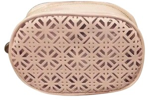 Tory Burch Tory Burch Light Pink Make Up Bag