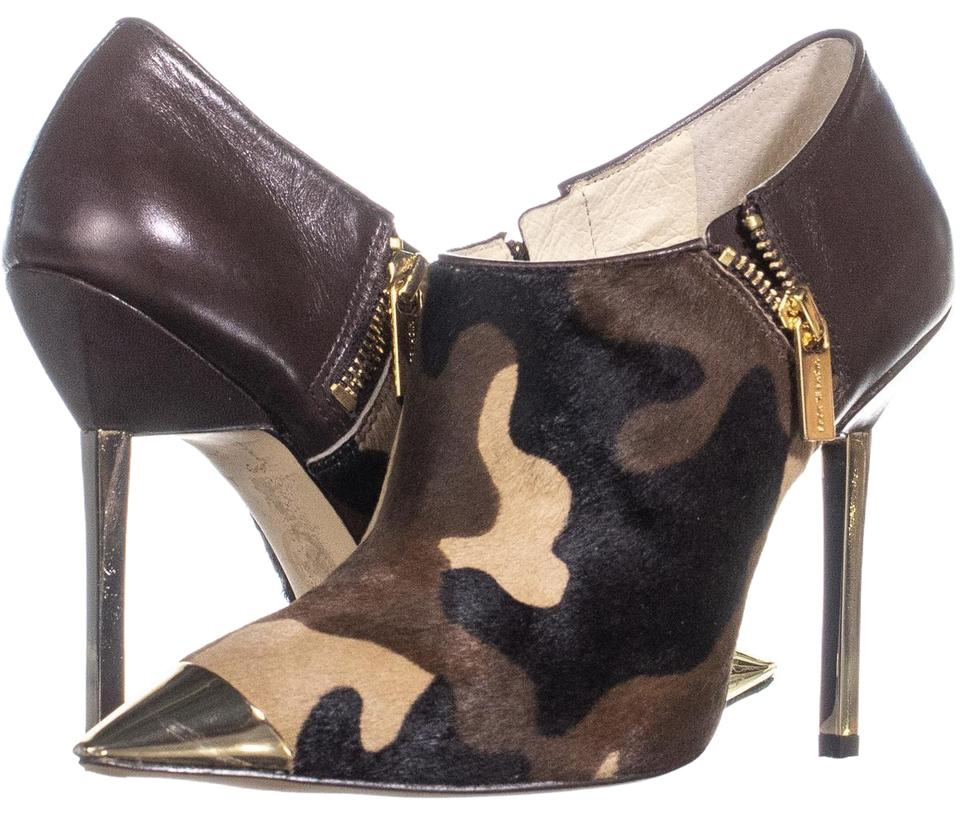 83a1bd81e919 Michael Kors Multicolor Zady Pointed Toe Ankle 159 Duffle Boots Booties