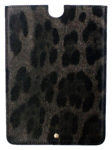 Dolce&Gabbana D10050 Leopard Leather Ipad Tablet Ebook Cover (21 cm x 15 cm)