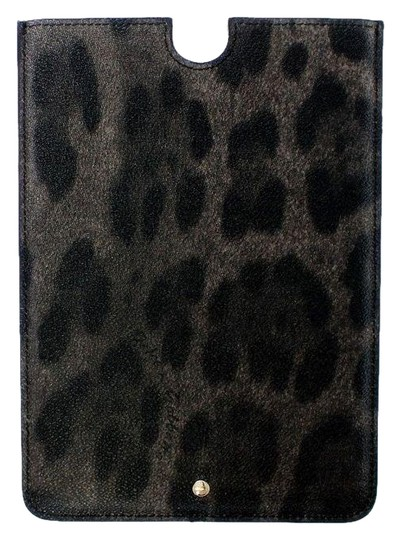 Preload https://img-static.tradesy.com/item/24619763/dolce-and-gabbana-gray-d10050-leopard-leather-ipad-tablet-ebook-cover-21-cm-x-15-cm-tech-accessory-0-1-540-540.jpg