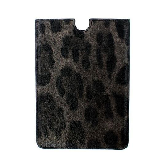 Dolce&Gabbana D10050 Leopard Leather Ipad Tablet Ebook Cover (21 cm x 15 cm) Image 2