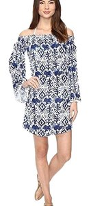 Lilly Pulitzer short dress bright navy on Tradesy