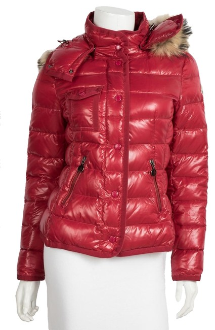 Item - Red Armoise Down Puffer Jacket 1 Coat Size 2 (XS)