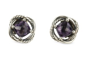 David Yurman Amethyst Infinity