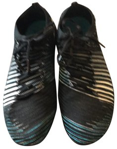 Nike Black and teal Athletic