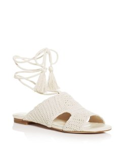 eb5061258686 White Joie Sandals - Up to 90% off at Tradesy