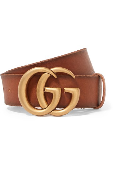 Preload https://img-static.tradesy.com/item/24621633/gucci-brown-gg-thin-leather-size-65-belt-0-0-540-540.jpg