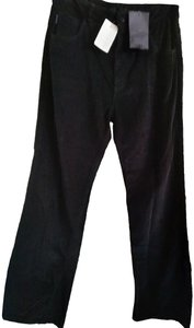 Prada Boot Cut Pants Black
