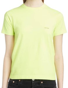 Balenciaga T Shirt yellow