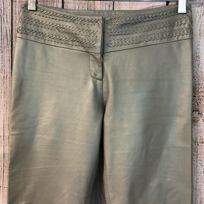 Cache Straight Pants Light Gray Image 1