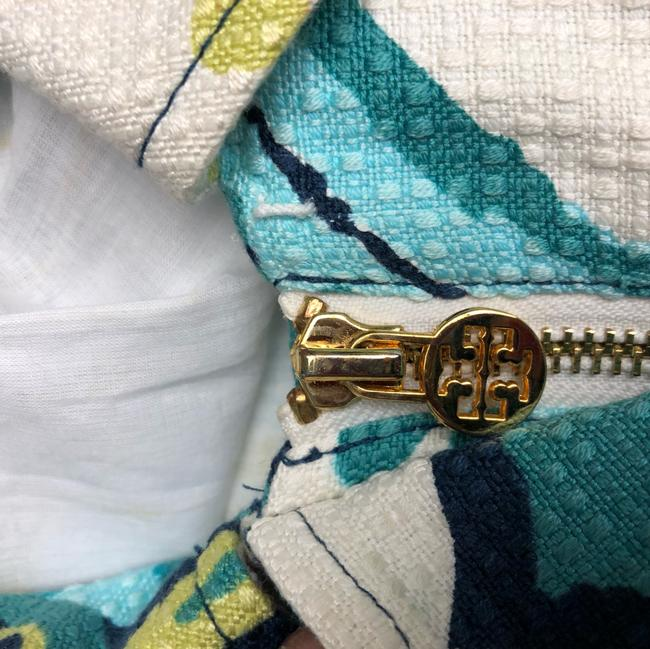 Tory Burch Top Teal Image 5