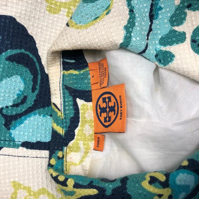 Tory Burch Top Teal Image 3