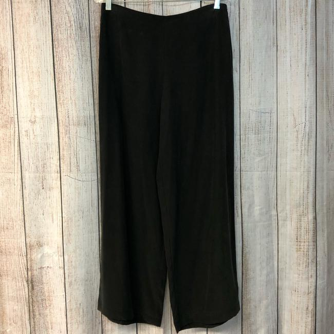 Eileen Fisher Relaxed Pants Black Image 1