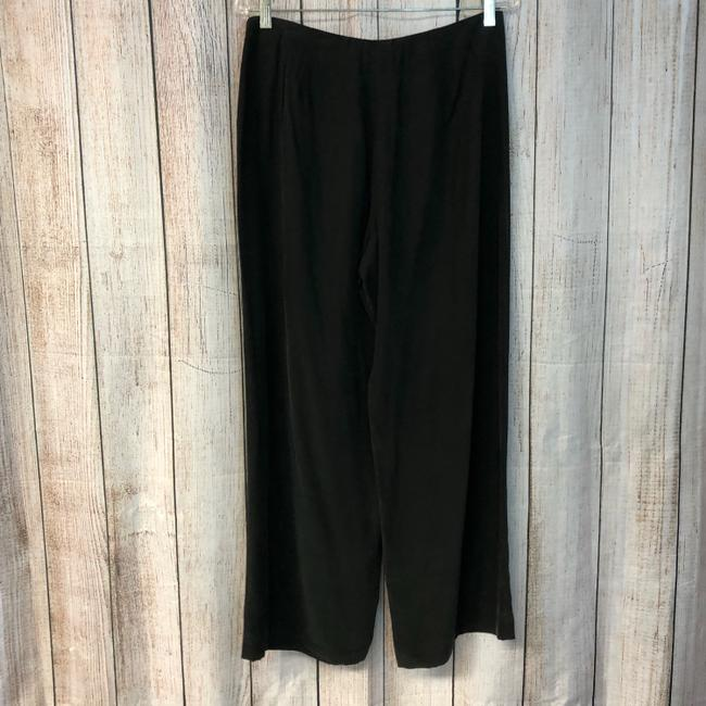 Eileen Fisher Relaxed Pants Black Image 5