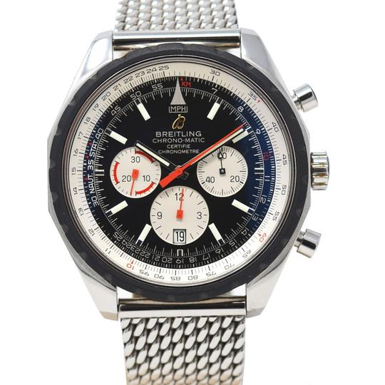 Breitling Breitling Chronomatic 49 A14360 Stainless Steel Men's Watch Image 1