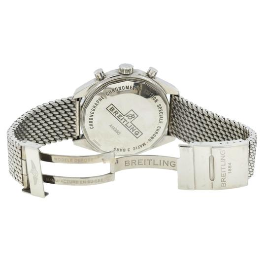 Breitling Breitling Chronomatic 49 A14360 Stainless Steel Men's Watch Image 7