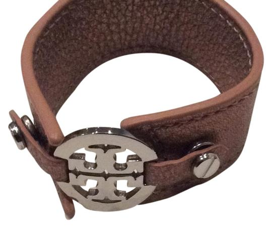 Tory Burch Tory Burch Cuff Leather Braclet Image 0