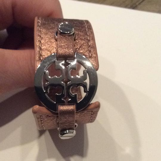 Tory Burch Tory Burch Cuff Leather Braclet Image 2