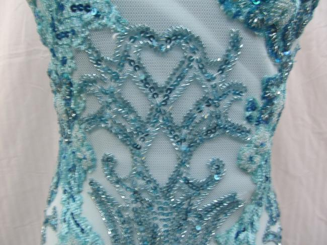 Mac Duggal Couture Prom Pageant Homecoming Dress Image 9