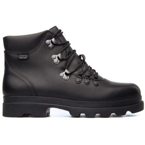 Camper Black Hiking Boots