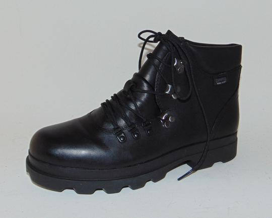 Camper Black Hiking Boots Image 1