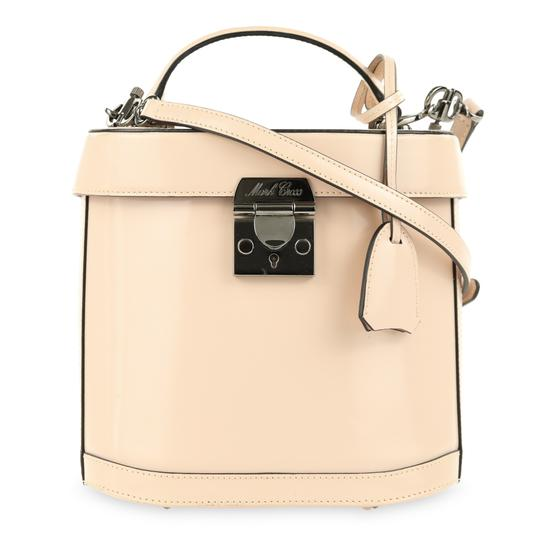 Preload https://img-static.tradesy.com/item/24622413/mark-cross-benchley-light-pink-leather-satchel-0-2-540-540.jpg