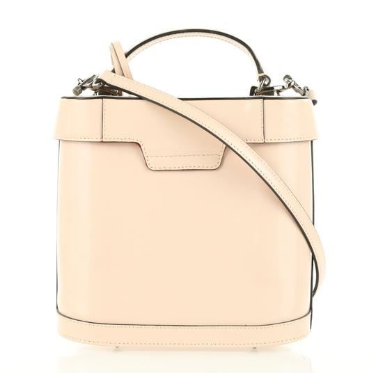 Mark Cross Leather Satchel in Pink Image 2