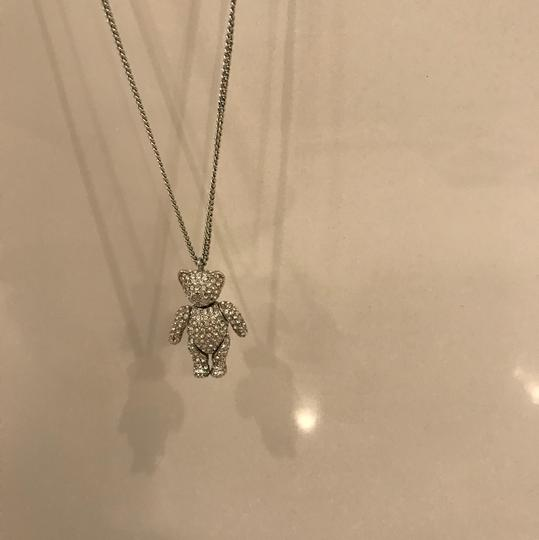 Dior Teddy charm necklace Image 2