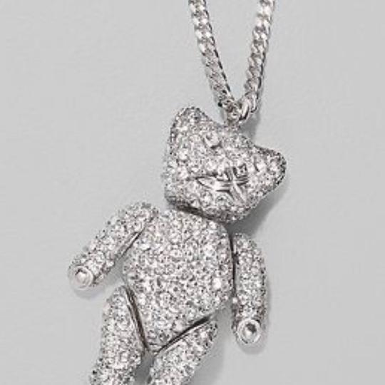 Dior Teddy charm necklace Image 3