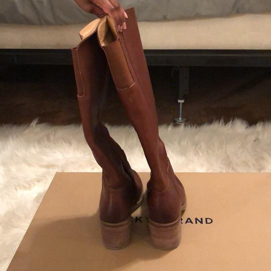 Lucky Brand whiskey-brown Boots Image 1