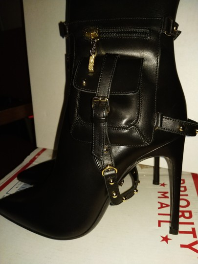 Kendall Miles Black Boots Image 2