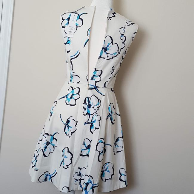 Draper James short dress Ivory/Blue on Tradesy Image 6