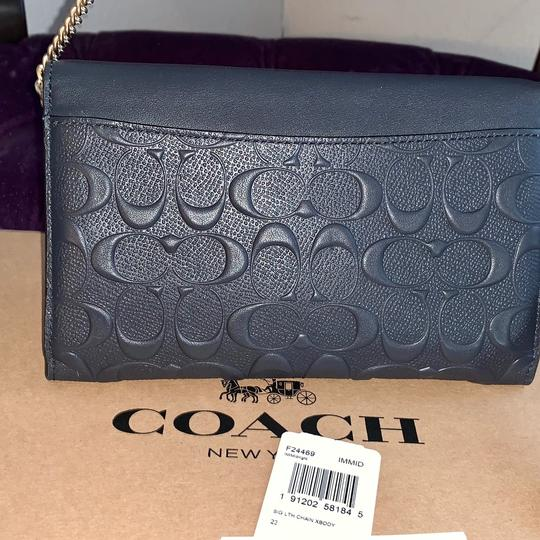 Coach and Four Cross Body Bag Image 10