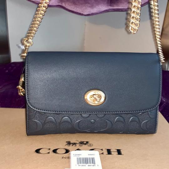 Coach and Four Cross Body Bag Image 11