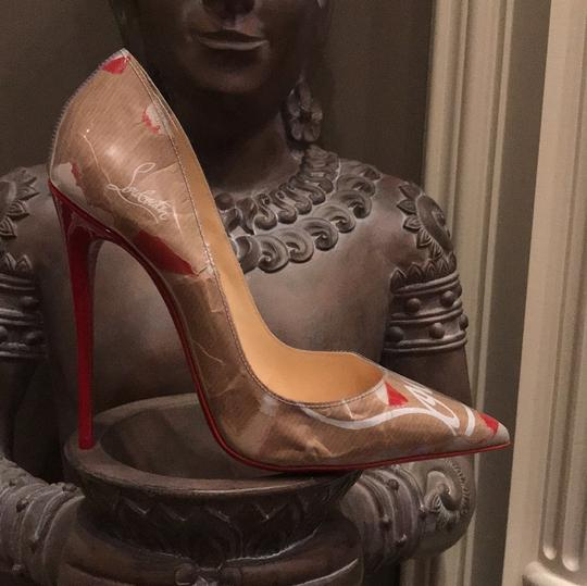 Christian Louboutin beige Pumps Image 6