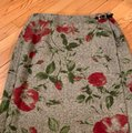 nouveux Skirt Red/Green/Black /Cream Image 3