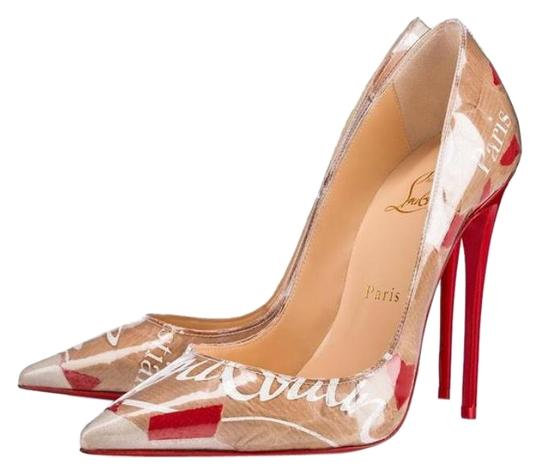 Christian Louboutin beige Pumps Image 0