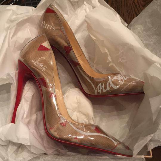 Christian Louboutin beige Pumps Image 11