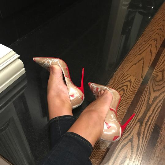Christian Louboutin beige Pumps Image 8