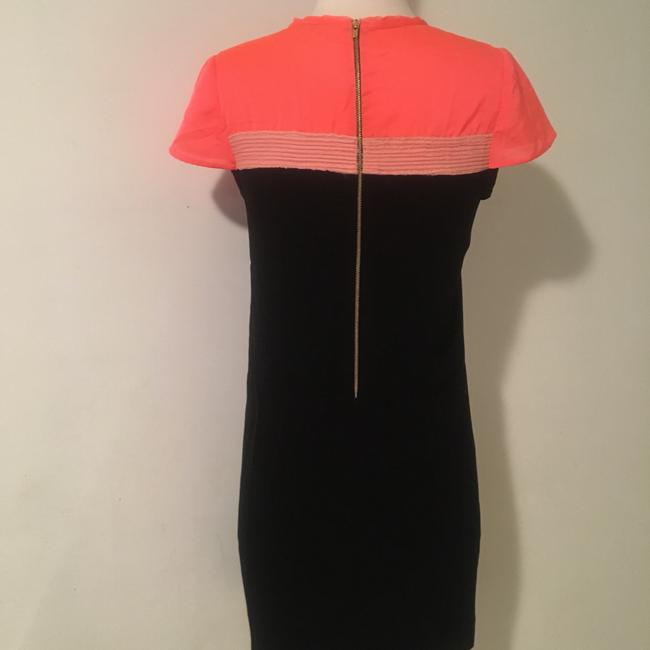 Maje short dress black and pink on Tradesy Image 3