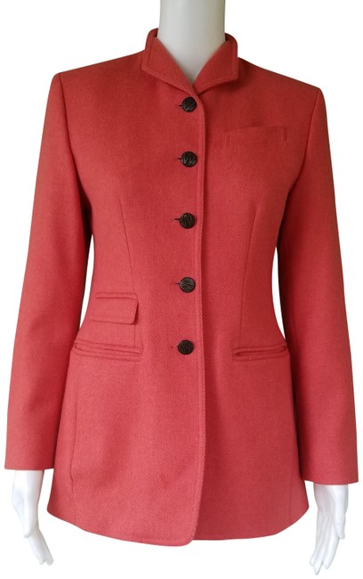 Preload https://img-static.tradesy.com/item/24623065/worth-coral-collection-wool-jacket-2p-blazer-size-petite-2-xs-0-1-650-650.jpg
