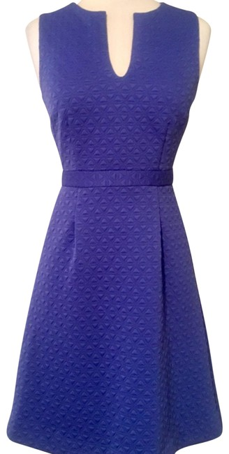 Preload https://img-static.tradesy.com/item/24623067/jcrew-blue-mid-length-cocktail-dress-size-00-xxs-0-1-650-650.jpg
