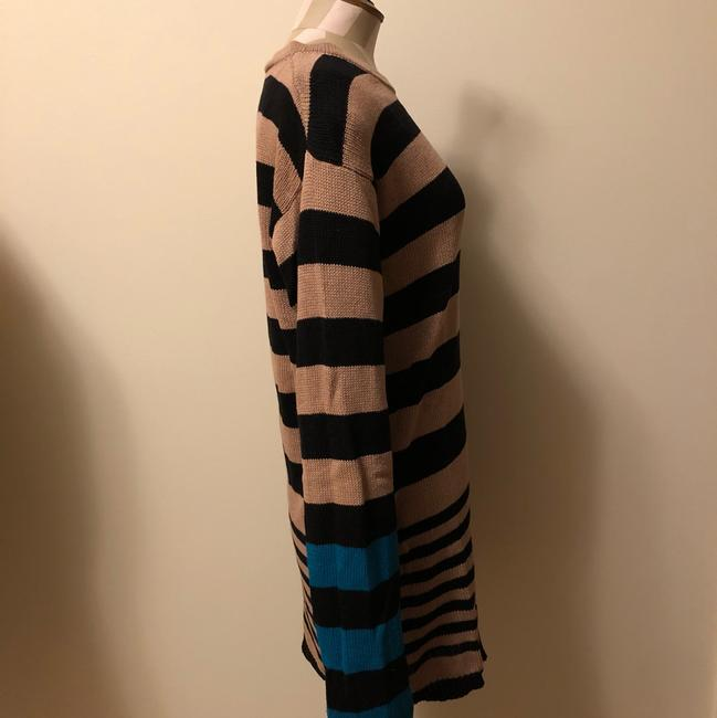 Marc by Marc Jacobs short dress black and brown stripe on Tradesy Image 1