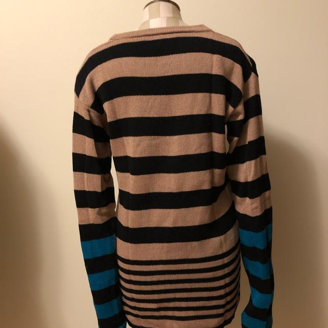 Marc by Marc Jacobs short dress black and brown stripe on Tradesy Image 2