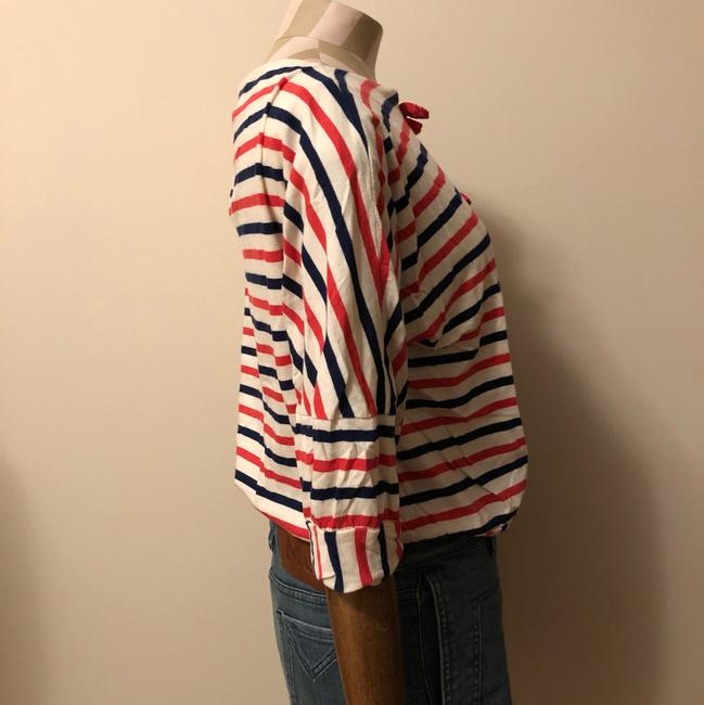 Marc by Marc Jacobs Top red white and blue Image 1