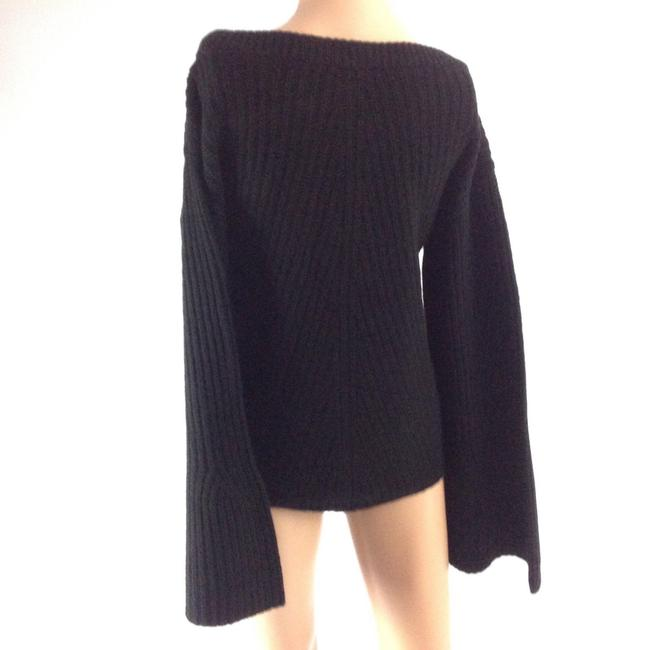 Calypso St. Barth Cashmere Bell Sleeve Sweater Image 1