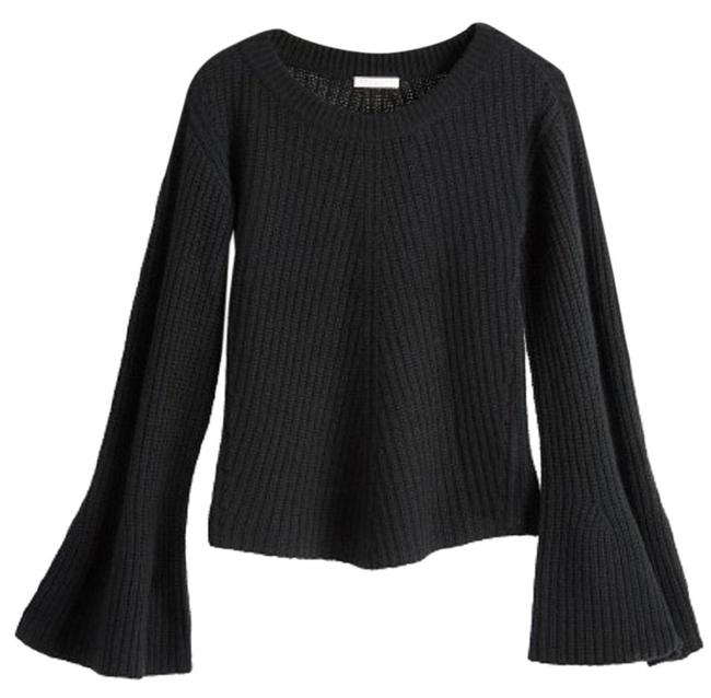 Calypso St. Barth Cashmere Bell Sleeve Sweater Image 3
