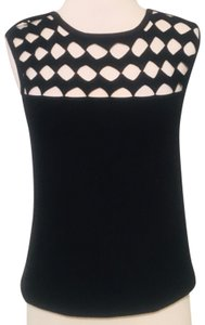MILLY Top black